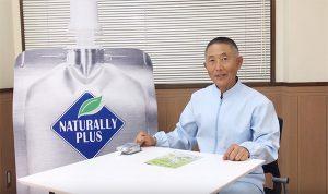 Chủ tịch điều hành nhà máy sản xuất IZUMIO tại Nhật giới thiệu sản phẩm nước Hydro IZUMIO 11