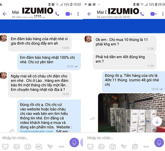 Tuyển đại lý , cộng tác viên  hợp tác kinh doanh cùng IZUMIO Việt Nam 5