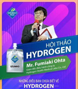 Hội thảo về Hydrogen, chia sẻ từ chuyên gia Nhật Bản 1