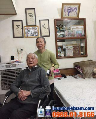Izumio, super lutein mirto+ hỗ trợ phục hồi nhanh cho người già - Bác sỹ Bùi Thị Thư Hải phòng 3