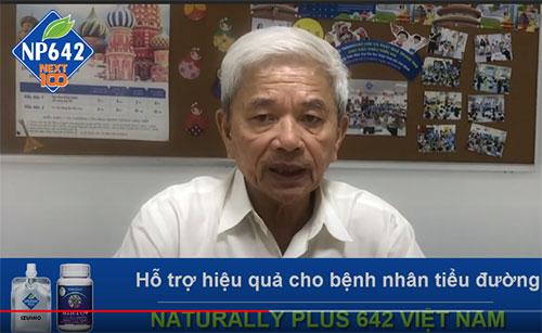 Nước hydro Izumio, super lutein hiệu quả với bệnh tiểu đường 1