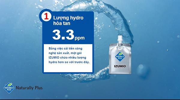 8 điều làm nên vị thế của IZUMIO- nước hydrogen cao cấp nhất tại Việt Nam 8