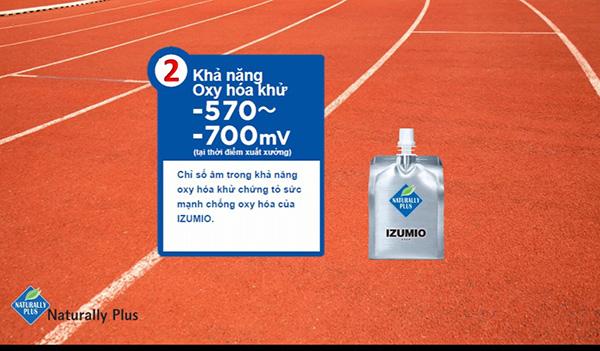 8 điều làm nên vị thế của IZUMIO- nước hydrogen cao cấp nhất tại Việt Nam 13