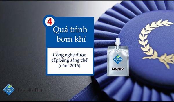 8 điều làm nên vị thế của IZUMIO- nước hydrogen cao cấp nhất tại Việt Nam 15