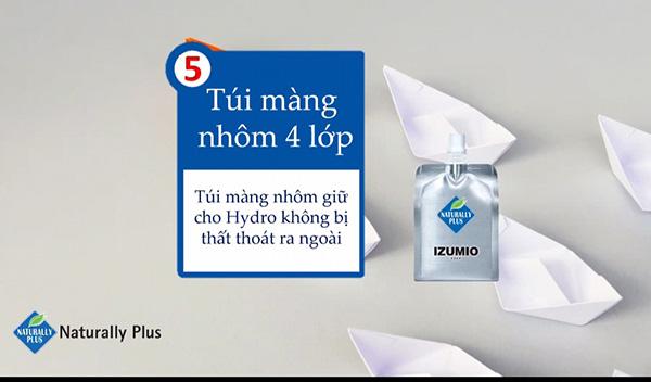 8 điều làm nên vị thế của IZUMIO- nước hydrogen cao cấp nhất tại Việt Nam 16