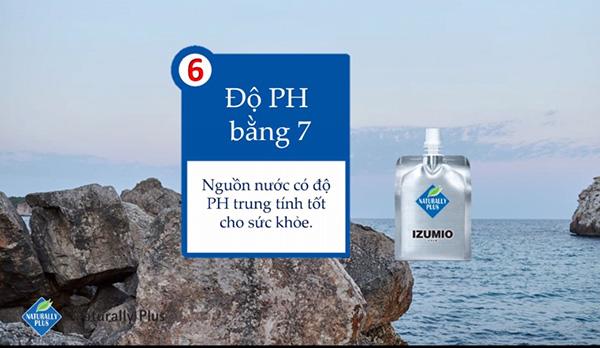 8 điều làm nên vị thế của IZUMIO- nước hydrogen cao cấp nhất tại Việt Nam 17