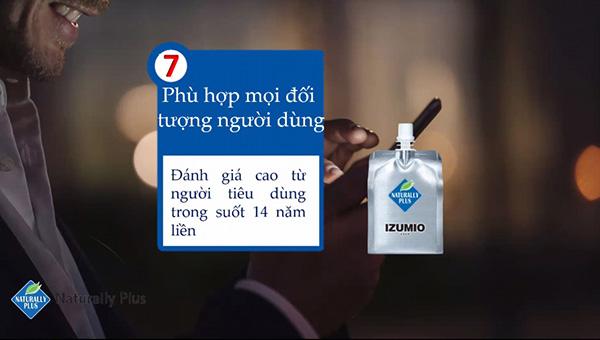 8 điều làm nên vị thế của IZUMIO- nước hydrogen cao cấp nhất tại Việt Nam 18