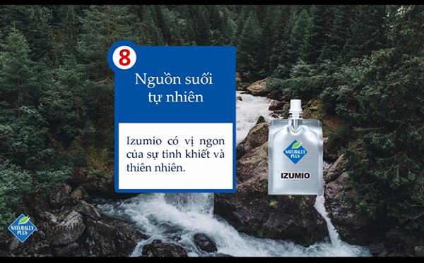 8 điều làm nên vị thế của IZUMIO- nước hydrogen cao cấp nhất tại Việt Nam 19
