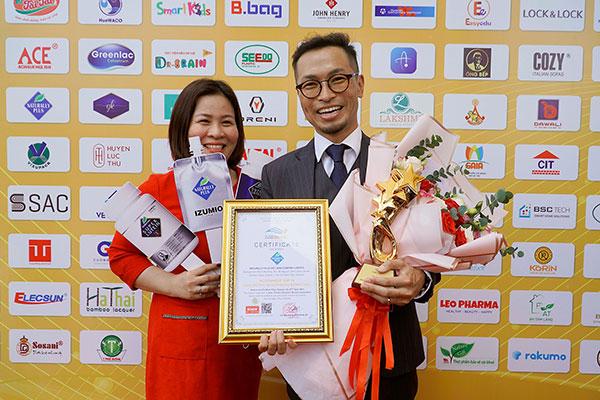Tự hào với hàng loạt giấy chứng nhận, giải thưởng , thành tựu sản phẩm đạt được trên toàn thế giới 28